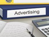 Advertising Binders