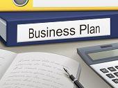 Business Plan Binders