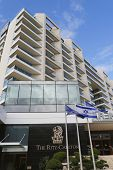 The Ritz-Carlton Herzliya in Herzliya Marina