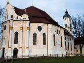 Pilgrimage Church of Wies (Wieskirche)