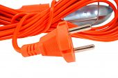 European Electrical Power Cord