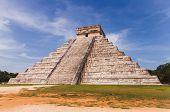 Maya Mayan Pyramid