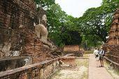 Buddha in Sukhothai Thailand