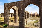 Ruins Of Afghan Architecture. India
