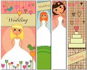 Wedding Banners in Different Colors