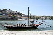 Vintage Portuguese Ship