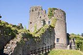 Keep, Caldicot Castle, Wales