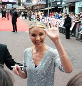 Cameron Diaz At Knight And Day Premiere In Central London 22Nd July 2010