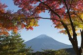 foto of mount fuji  - This photo was shot from the area around Mt - JPG