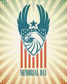 image of eagles  - Memorial Day - JPG