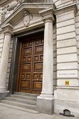 Revenue and Customs, Treasury Ministry, London