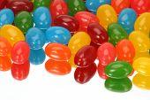 Horizontal Jelly Beans