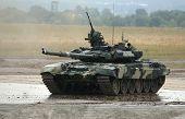 T-90 Is A Russian Main Battle Tank (mbt)