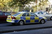 Irish/British Police Car