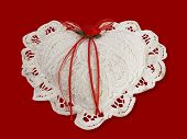 Lace Valentine Heart