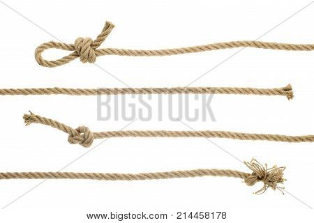 poster of Ropes With Knots