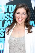 LOS ANGELES - JUN 30:  Mayim Bialik arriving at the