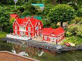 Lego miniland