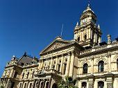 Cape Town City Hall Landscape