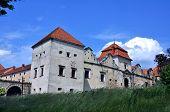 Svirzh Castle, Ukraine