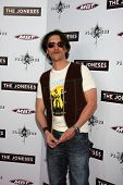 LOS ANGELES - APR 7: Clifton Collins Jr. at the premiere of 'The Joneses' at the ArcLight Theater in Los Angeles, California on April 7, 2010