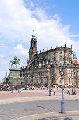 Dresden der katholischen hofkirche