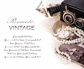 Romantic Vintage Frame