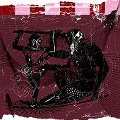 greek-odysseus and ogre