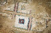 Ancient Mosaic Floor
