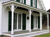Victorian house restored