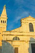 Church Of St. Euphemia In Rovinj ( Croatia)