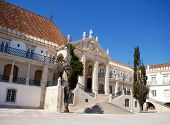 Famous Oldest University Of Coimbra(Portugal)