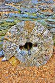 Old Stone Millstone