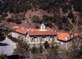 Kykkos Monastery, Cyprus.