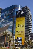 Aria Hotel Sign In Las Vegas, Nv On April 19, 2013
