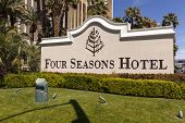 Four Seasons Hotel Sing In Las Vegas, Nv On April 19, 2013