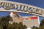 The Mirage Hotel In Las Vegas, Nv On April 27, 2013