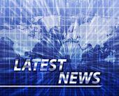 News Splash Screen