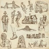 England Illustrations