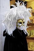 Venetian Mask Standing