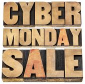 stock photo of monday  - Cyber Monday sale  - JPG
