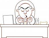 Boss Man Rejecting