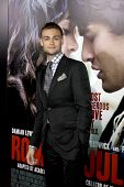 LOS ANGELES - SEP 24:  Douglas Booth at the Romeo & Juliet Premiere at ArcLight Hollywood Theaters on September 24, 2013 in Los Angeles, CA