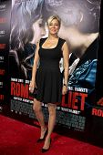 LOS ANGELES - SEP 24:  Nadja Swarovski at the Romeo & Juliet Premiere at ArcLight Hollywood Theaters