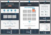 Plat Website Template