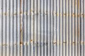Corrugated Iron Siding