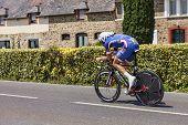 The Cyclist Alexandre Geniez