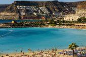 Playa De Amadores, Puerto Rico, Gran Canaria