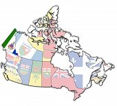 Yukon On Map Of Canada
