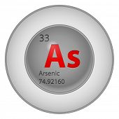 pic of arsenic  - arsenic element - JPG